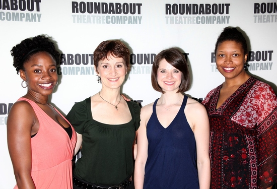 Photos: Roundabout's New Off-Broadway Musical 'TIN PAN ALLEY RAG' Meets the Press