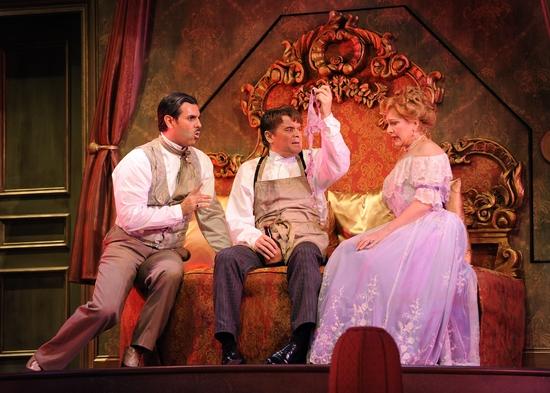 John Pasha, John Scherer and Carol Halstead