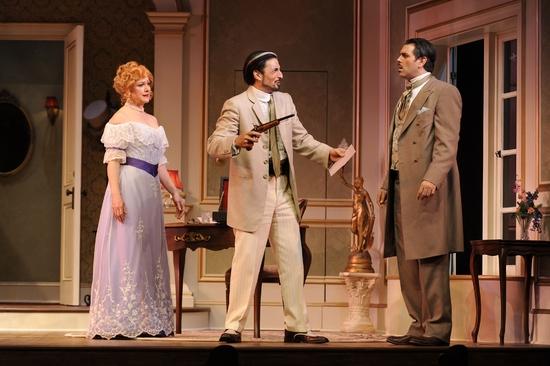 Carol Halstead, Thom Rivera and John Pasha