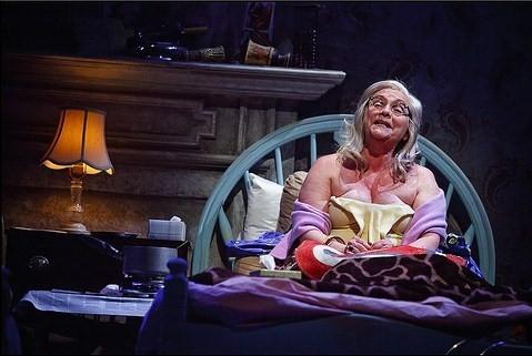 Dale Soules at Grey Gardens: The Musical At Portland Center Stage