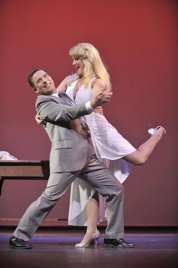 Brittany Ogle and Tim Reynolds