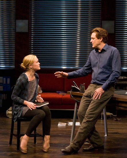 Photo Flash: Center Theatre Group/Mark Taper Forum's OLEANNA