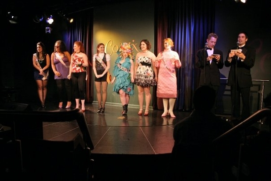 Photo Flash: Heather Shields Wins Miss Fag Hag Pageant