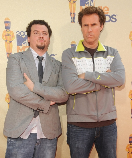 Danny McBride and Will Ferrell