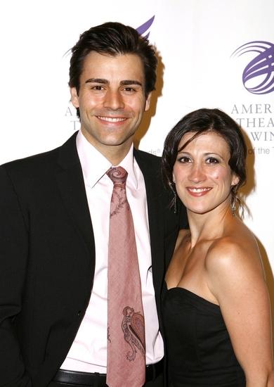 Adam Fiorentino and Deonne Zanotto