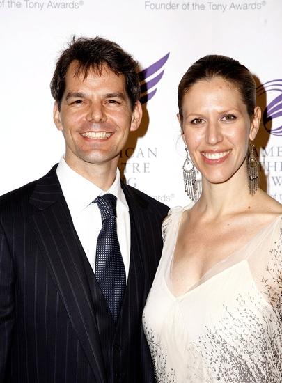 J. Robert Spencer and wife Jenny-Lynn Suckling