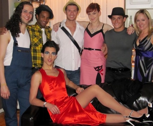 Martin Gould Cummings, Anthony Hollock, Ano Okera, Constantine Rousouli, Celina Carvajal, Frankie James Grande, Laura Schutter