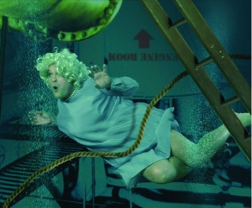 Photo Flash: POSEIDON! An Upside Down Adventure In Chicago