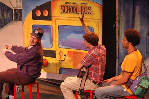 Photo Flash: THE BULLY At Bleecker Street Theater
