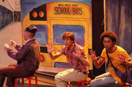 Kyle Minshew, Scott Lilly, and Bill DeMeritt