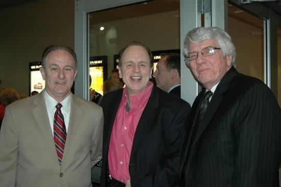 Paul Burgoyne, Sidney J. Burgoyne and Jack Batman