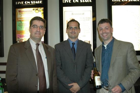Vino 100-Michael L. Katzm Rick Ammirato, and Stuart Levine
