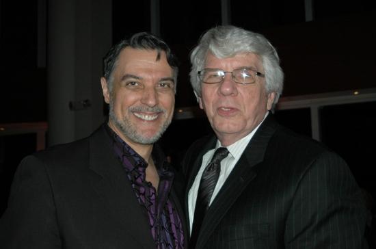 Robert Cuccioli and Jack W. Batman