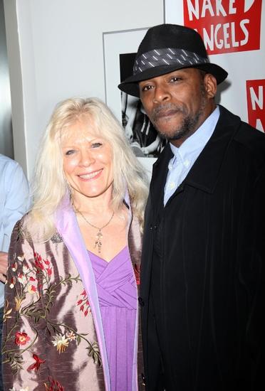 Ilene Kristen and Darnell Williams