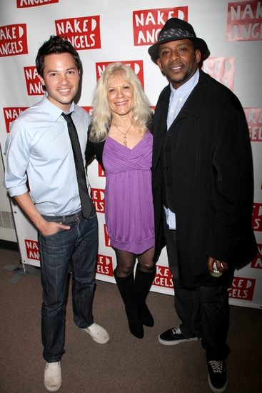 Jason Tam, Ilene Kristen and Darnell Williams