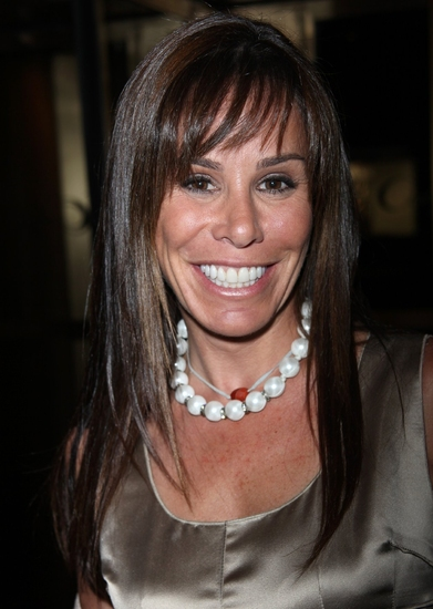 Melissa Rivers at Debbie Reynolds Debuts 'An Evening Of Music And Comedy' At Cafe Carlyle