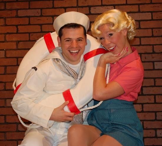 Photo Flash: Dames At Sea At Saint Michael's Playhouse