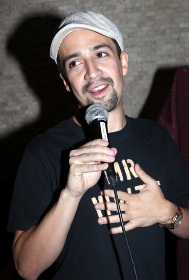 Exclusive InDepth InterView: Lin-Manuel Miranda Talks BRING IT ON, MERRILY, HEIGHTS, HAMILTON & More