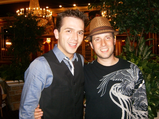 Alan Bukowiecki and Brian Burke