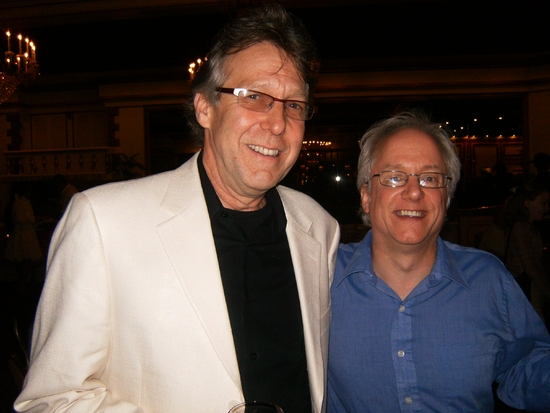 Ron Lundquist and Malcolm Ruhl