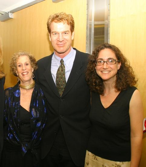 Susan Yankowitz, Kevin Kliner and Daniella Topol