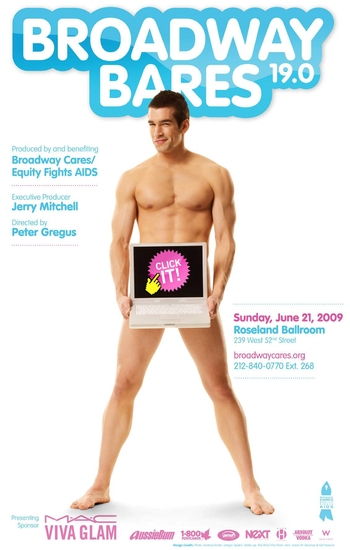 Photo Flash: The Cast Of BROADWAY BARES 19.0 'CLICK IT!'