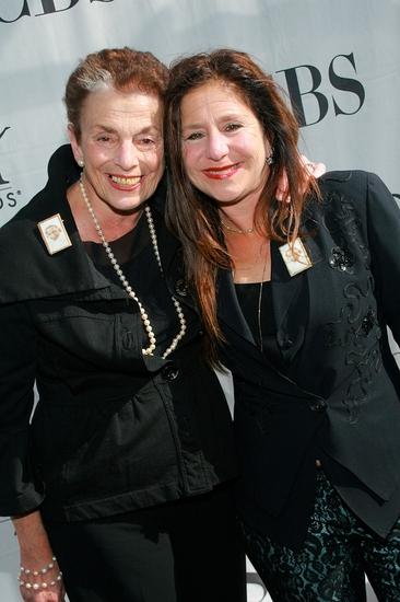 Dr. Francine Ringold and Leslie Ringold