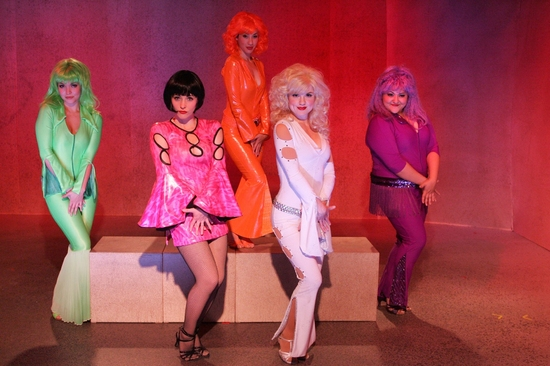 Photo Flash: Ecstacy The Musical At Art/Works Theater