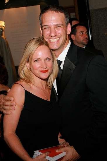 Paige Price and Nevin Steinberg at 2009 Tony Awards Gala Ball