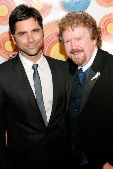 John Stamos and Gary Goddard