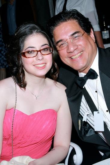 Felicia Pollack and Phillip Carruba