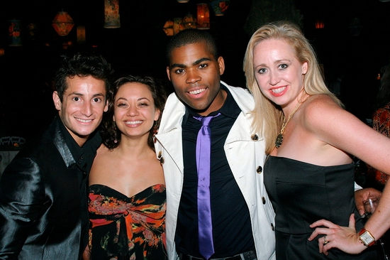 Photo Coverage: 2009 Best Musical Revival HAIR's Tony After Party