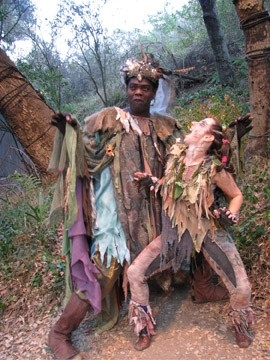 Photo Flash: A Midsummer Night's Dream At Theatricum 7/4-9/7