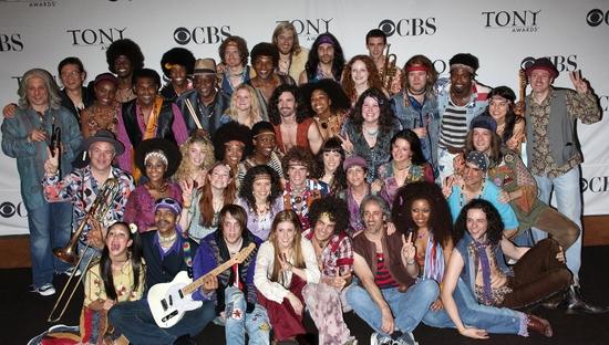 The HAIR Tribe!