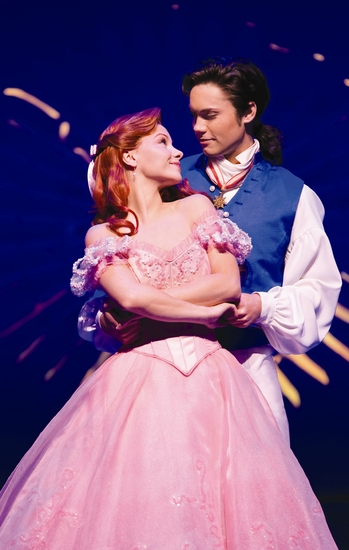 Photo Flash: Drew Seeley Joins Disney's 'THE LITTLE MERMAID' June 9th