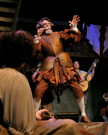 Photo Flash: Wayside Theatre's MAN OF LA MANCHA