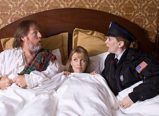 Sonny Franks, Cara Statham Serber & Renee Krapff
