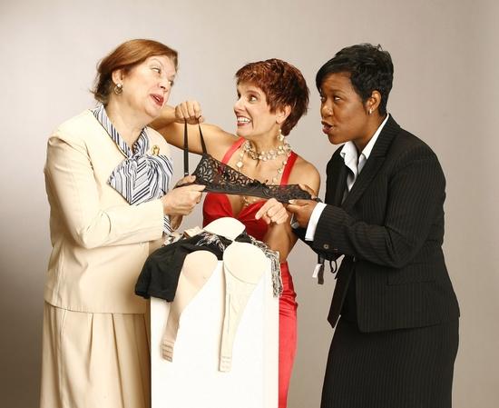 Lydia Gladstone, Shorey Walker & Stacie Greenwell