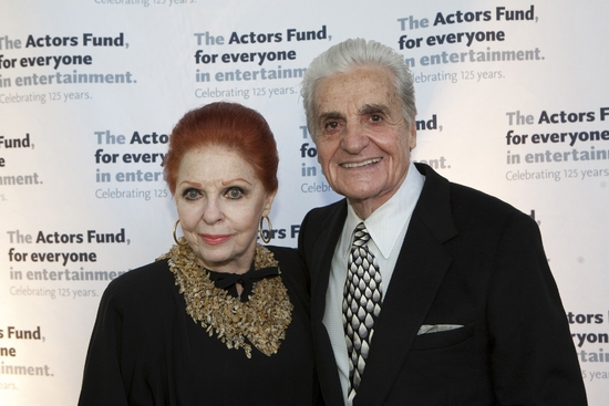 Photo Flash: Actors Fund Honors Rivera At Tonys Benefit