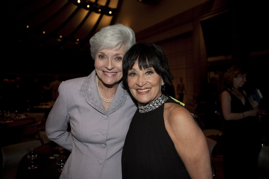 Lee Merriwether and Chita Rivera