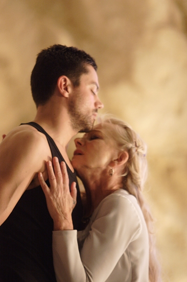 Helen Mirren and Dominic Cooper