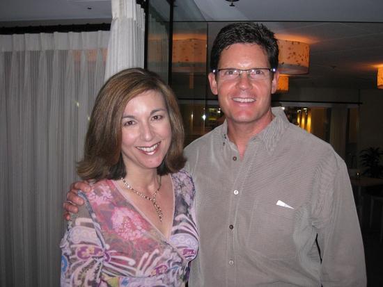 7 News Investigator Theresa Marchetta and 7 News Anchor Mitch Jelniker