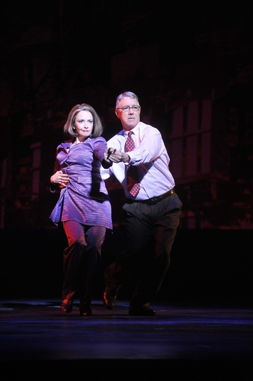 Photo Flash: THE FULL MONTY At Paper Mill Playhouse