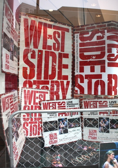 Photo Coverage: WEST SIDE STORY In Performance at Barnes and Noble Lincoln Triangle