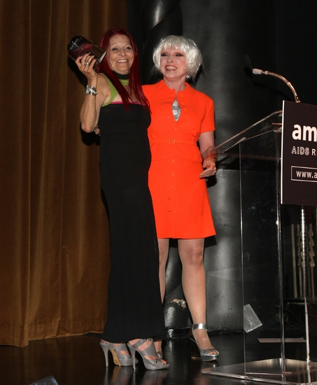 Photo Coverage: amfAR's 10th Annual Honoring with Pride Gala