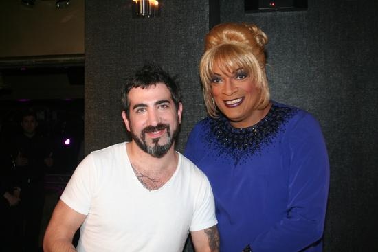 Kevin Christiano and Flotilla DeBarge