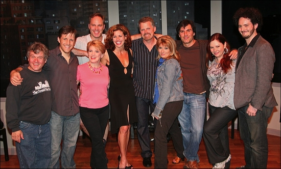 Ken Jennings, Scott Richard Foster, Bertilla Baker, Al Bundonis, Rachelle Rak, Robert Newman, Liz Larsen, Guiding Light's Vincent Irizarry, Melli Maguire, and Sky Seals