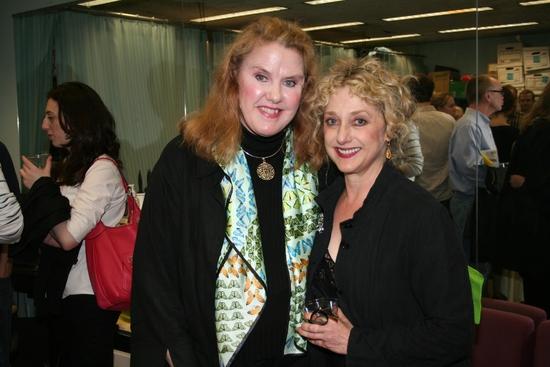 Ceila Weston and Carol Kane