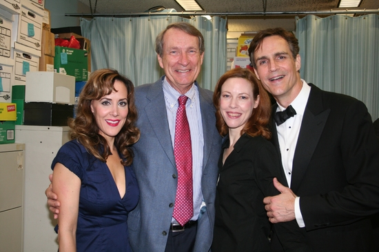 Janine LaManna, David W. McCoy, Veanne Cox and Howard McGillin