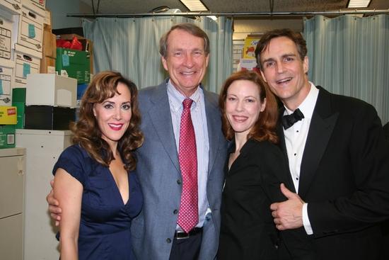 Janine LaManna, David W. McCoy, Veanne Cox and Howard McGillin